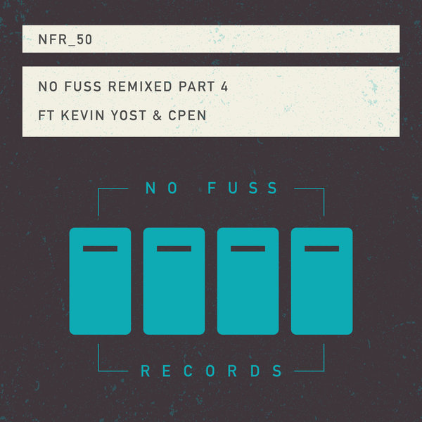 Saison – No Fuss Remixed Part 4 [No Fuss Records]