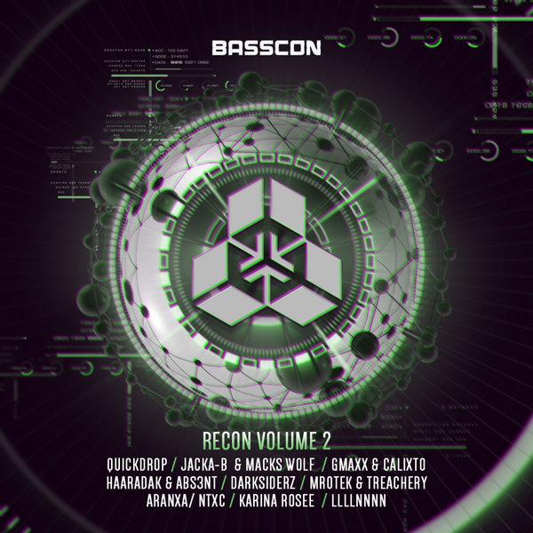 Download VA - Basscon: Recon Volume 2 [BSC025B] mp3