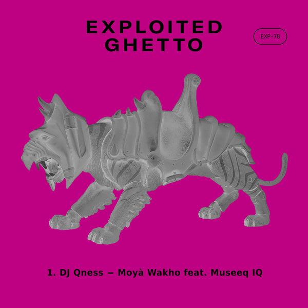 DJ Qness - Moyà Wakho Feat. Museeq IQ