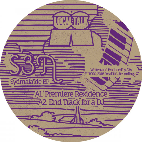 S3A – Sydmalaïde EP [Local Talk]
