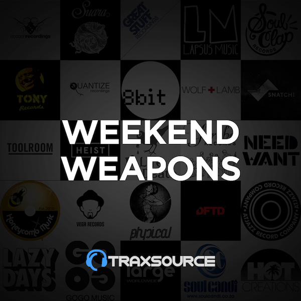Traxsource Weekend Weapons October 8th, 2021 (150 tracks)