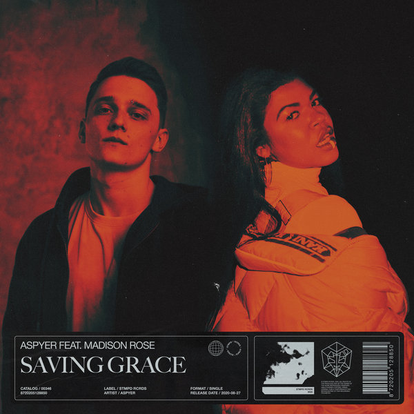 Aspyer feat. Madison Rose - Saving Grace on Traxsource