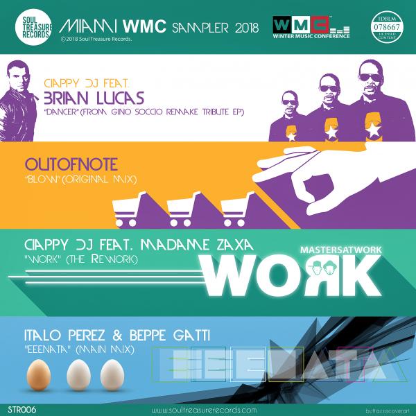 Various Artists - Miami WMC Sampler 2018 on Traxsource