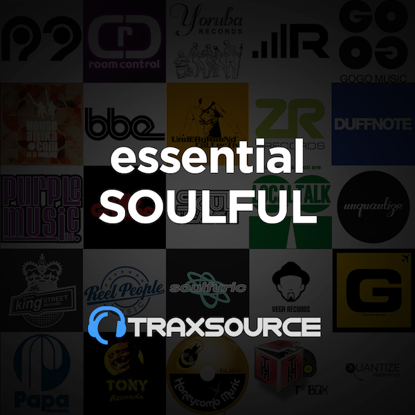 Traxsource Essential Soulful (11 Nov 2019)
