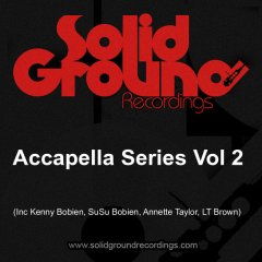Various Artists - Reel People Music Acapellas Vol  2 on Traxsource
