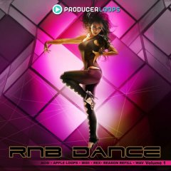 Producer Loops RnB Dance Vol 4 on Traxsource